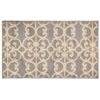 Jean Pierre Gabe 2-Foot x 3-Foot 4-Inch Accent Rug in Grey
