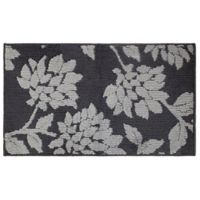 Melly 2-Foot x 5-Foot Loop Accent Rug in Grey