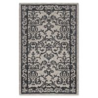Laura Ashley Halstead 2-Foot 3-Inch x 3-Foot 9-Inch Accent Rug in Grey