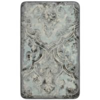 Laura Ashley® Daventry 1-Foot 8-Inch x 2-Foot 8-Inch Accent Rug in Grey