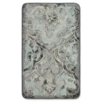 Laura Ashley® Daventry 2-Foot 3-Inch x 3-Foot 9-Inch Accent Rug in Grey