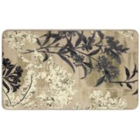 Laura Ashley® Cora 1-Foot 8-Inch x 2-Foot 8-Inch Accent Rug in Taupe