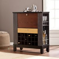 Southern Enterprises Warren Wine/Bar Cabinet