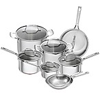 Emeril™ 14-Piece Stainless Steel and Copper Core Cookware Set