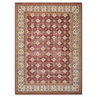 Nourison™ Aria 5-Foot 3-Inch x 7-Foot 3-Inch Area Rug in Red