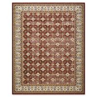 Nourison™ Aria 7-Foot 10-Inch x 10-Foot Area Rug in Red
