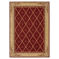 Nourison Ashton House 2-Foot x 2-Foot 9-Inch Rug in Sienna