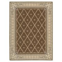 Nourison Ashton House 7-Foot 9-Inch x 10-Foot 10-Inch Area Rug in Mink