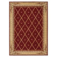 Nourison Ashton House 7-Foot 9-Inch x 10-Foot 10-Inch Area Rug in Sienna