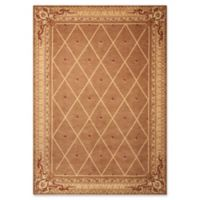Nourison Ashton House 7-Foot 9-Inch x 10-Foot 10-Inch Area Rug in Cocoa