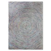 Confetti Multicolor 5-Foot x 8-Foot Area Rug