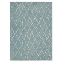 Nourison Barclay Butera Intermix 3-Foot 6-Inch x 5-Foot 6-Inch Accent Rug in Wave