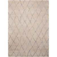 Nourison Barclay Butera Intermix 7-Foot 9-Inch x 10-Foot 10-Inch Area Rug in Driftwood