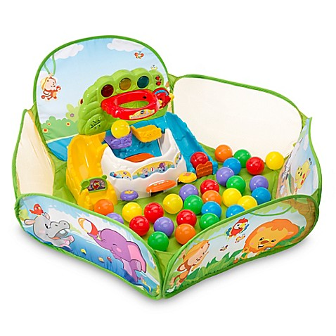 Vtech 174 Drop N Pop Ball Pit In Green Bed Bath Amp Beyond