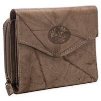 Buxton® Heiress French Zip Accordion Purse in Ginger Spice