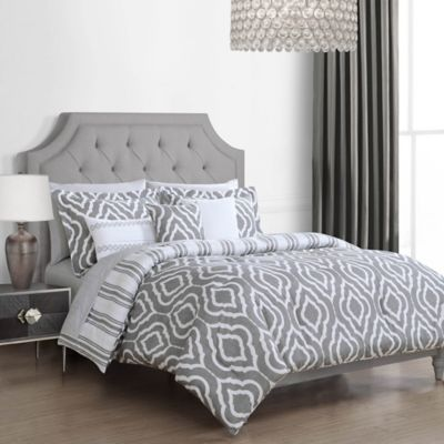 Buy Grey Comforter Sets from Bed Bath & Beyond