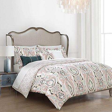 Valenza Border Comforter Set Bed Bath Amp Beyond