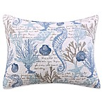 Sag Harbor King Pillow Sham in Blue