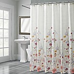 Croscill® Pressed Flowers Stall Shower Curtain