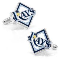 MLB Tampa Bay Rays Cufflinks