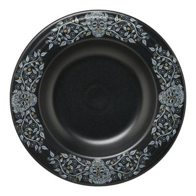 Fiesta® Skull and Vine Pasta Bowl in Black  sc 1 st  Bed Bath u0026 Beyond & Buy Fiesta Open Stock Dinnerware from Bed Bath u0026 Beyond
