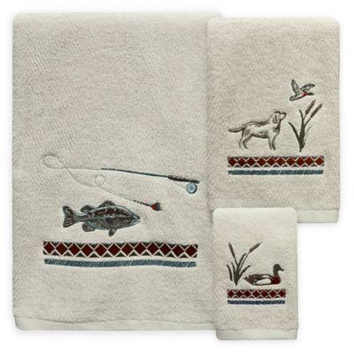 Bacova Live Love Lake Bath Towel