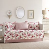 Laura Ashley® Lidia Daybed Set in Pink