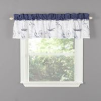 Cape Island Window Curtain Valance