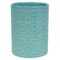 Jessica Simpson Bonito Wastebasket in Blue