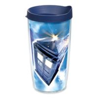 Tervis® Doctor Who Tardis 16 oz. Wrap Tumbler with Lid