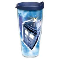 Tervis® Doctor Who Tardis 24 oz. Wrap Tumbler with Lid