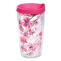 Tervis® Japanese Cherry Blossom 16 oz. Wrap Tumbler with Lid