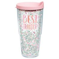 Tervis® Dainty Floral Grandma 24 oz. Tumbler with Lid