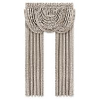 J. Queen New York Astoria Waterfall Valance in Sand