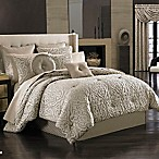 J. Queen New York Astoria Queen Comforter Set in Sand