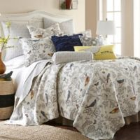 Levtex Home Clea Full/Queen Quilt Set in Grey