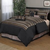 Grand Avenue Nanshing Prescott 7-Piece Queen Comforter Set