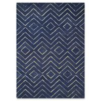 Barclay Butera Intermix Storm 5-Foot 3-Inch x 7-Foot 5-Inch Area Rug in Dark Blue