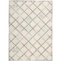 Barclay Butera Cooper 8-Foot x 11-Foot Area Rug in Cloud