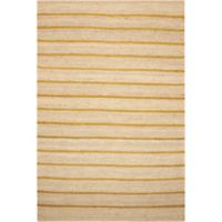 Kathy Ireland® Home Paradise Garden Tropical 2-Foot 6-Inch x 4-Foot Accent Rug in Wheat