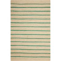 Kathy Ireland® Home Paradise Garden Tropical 4-Foot x 6-Foot Area Rug in Green