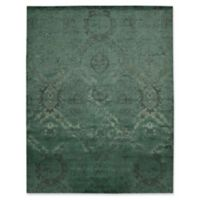 Nourison Nightfall 5-Foot 6-Inch x 8-Foot Area Rug in Green