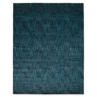 Nourison Nightfall 5-Foot 6-Inch x 8-Foot Area Rug in Dark Blue