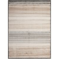 "Nourison Studio 3'11"" x 5'3"" Machine Woven Multicolor Area Rug"