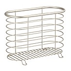 Interdesign Forma Newspaper and Magazine Rack in Satin
