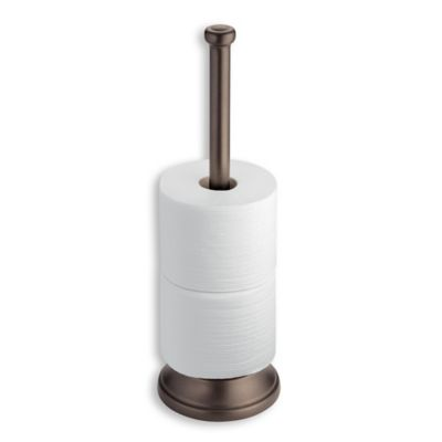 Buy Toilet Paper Holders from Bed Bath Beyond