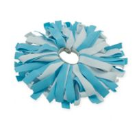 Pomchies Pom ID Luggage Identifier in Light Blue/White (Set of 2)
