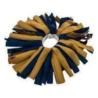 Pomchies Pom ID Luggage Identifier in Navy/Old Gold (Set of 2)