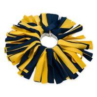 Pomchies Pom ID Luggage Identifier in Navy/Yellow Gold (Set of 2)