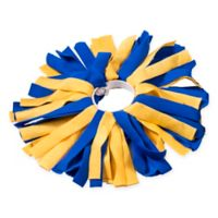 Pomchies Pom ID Luggage Identifier in Royal Blue/Yellow Gold (Set of 2)
